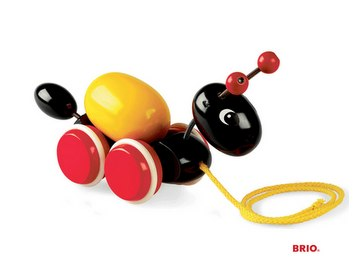 Product Review: Brio Ant with Egg….