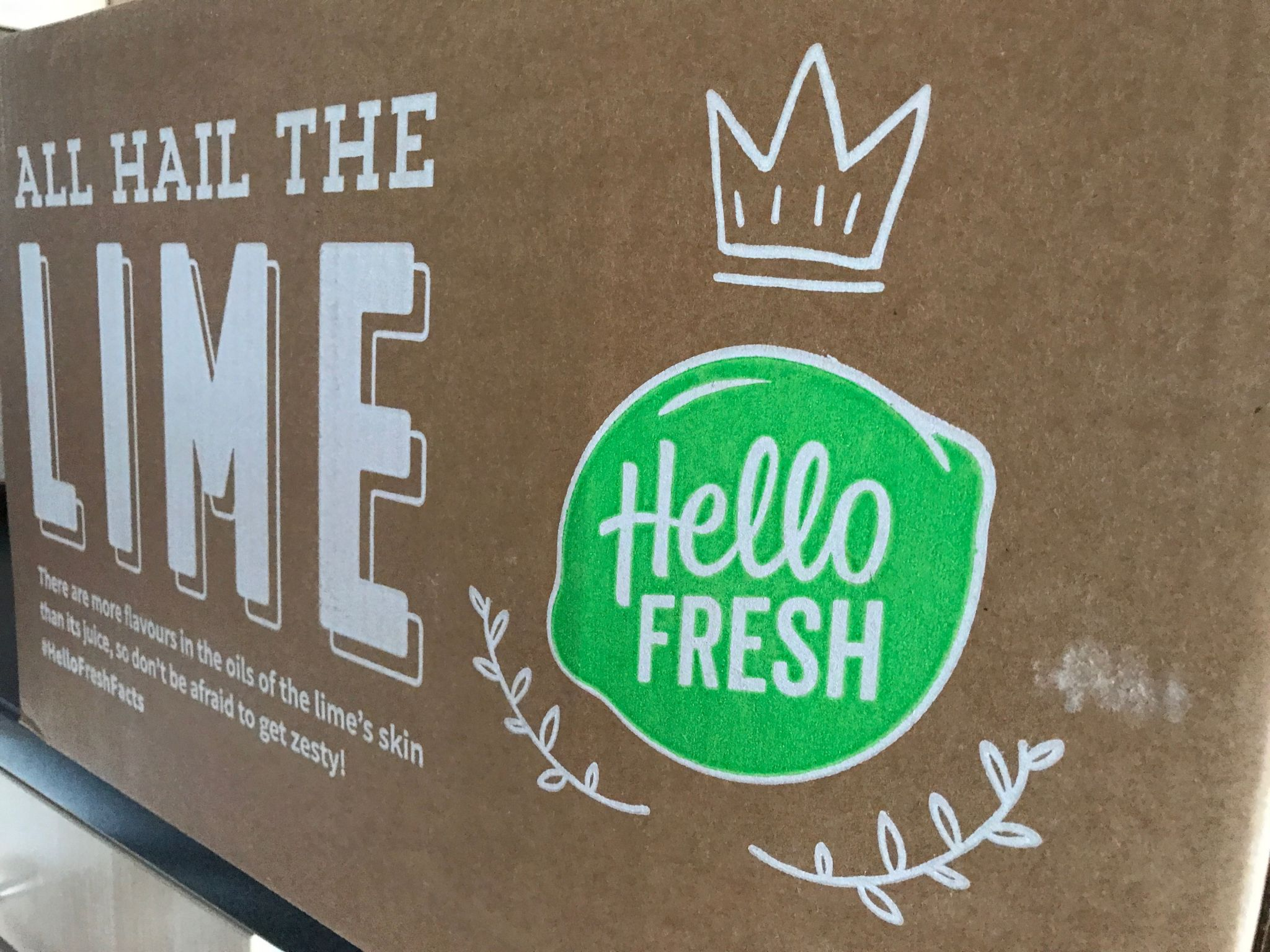 Food // HelloFresh – A Meal Subscription Box – Review