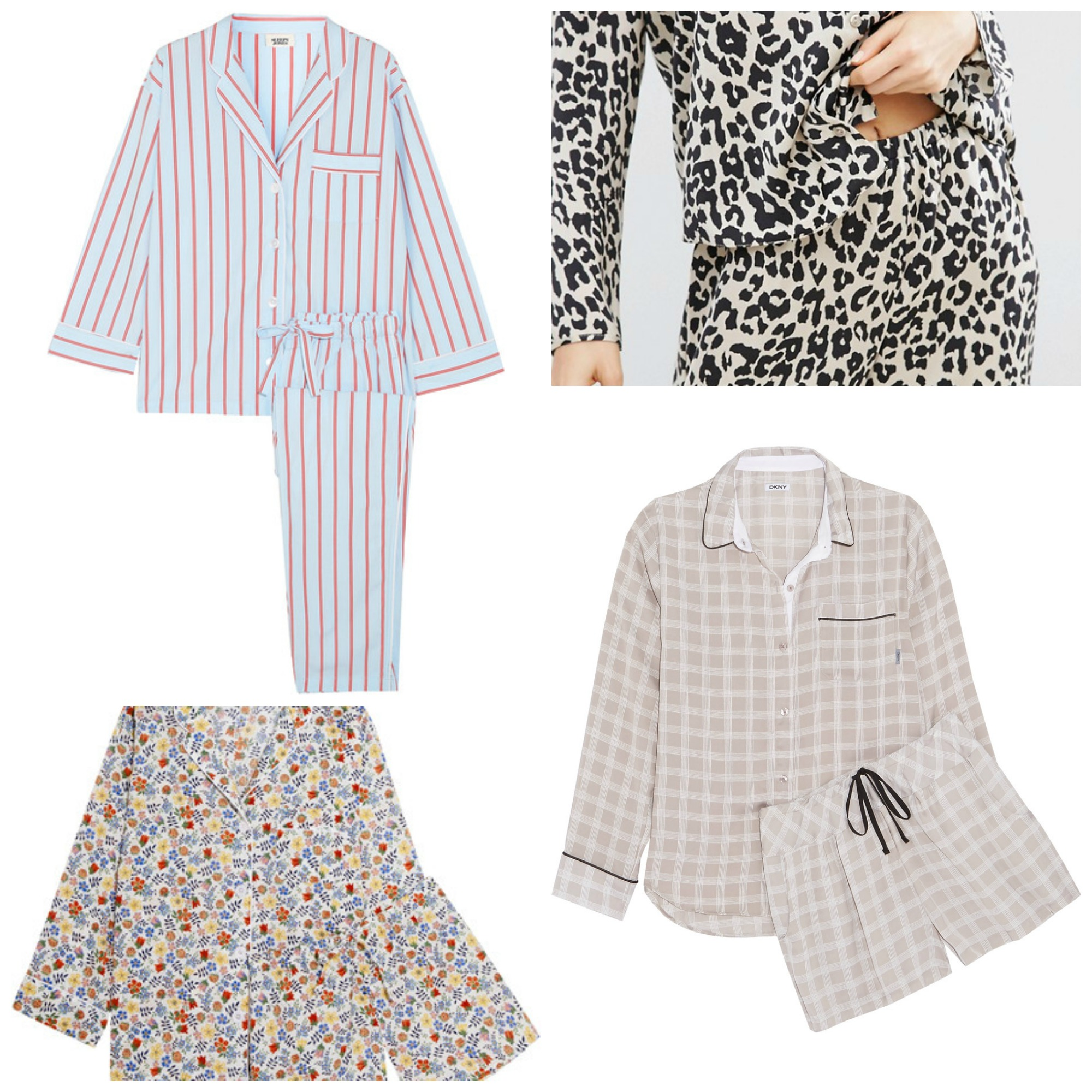 Finding The Perfect Pair Of PJ's With Lyst