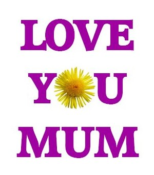 Happy Mothers Day to my Mum