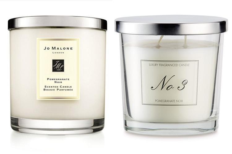 Jo Malone Dupe From Aldi on Famous Perfume Brands