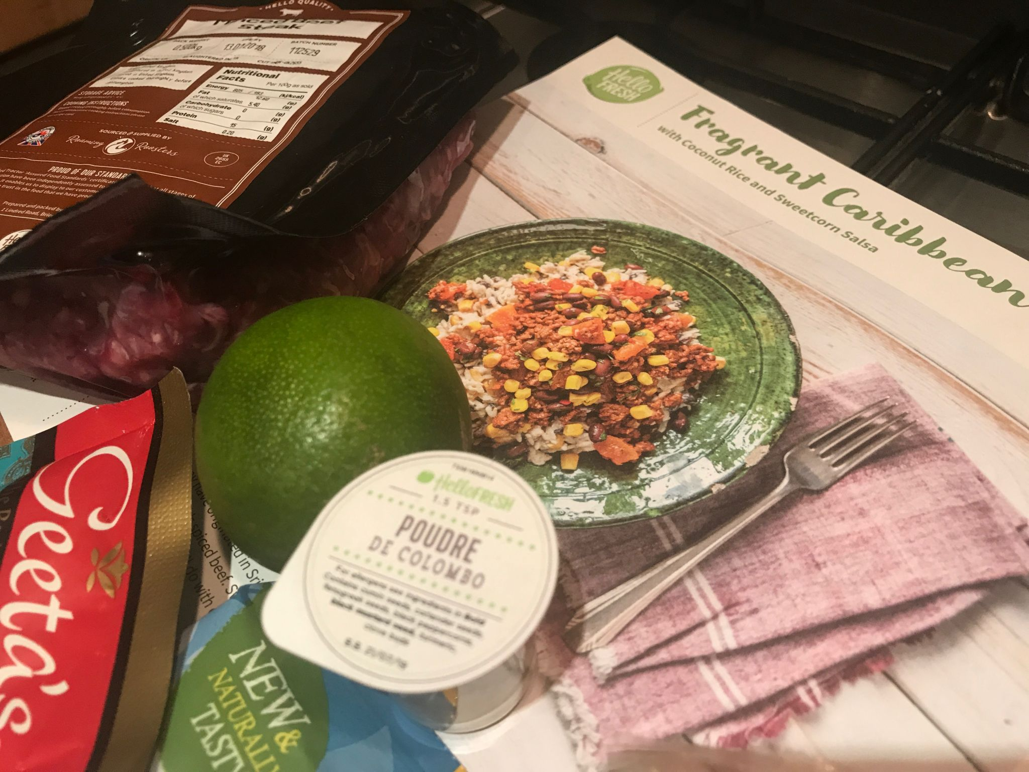 Tried & Tested // Hello Fresh Gluten Free Range
