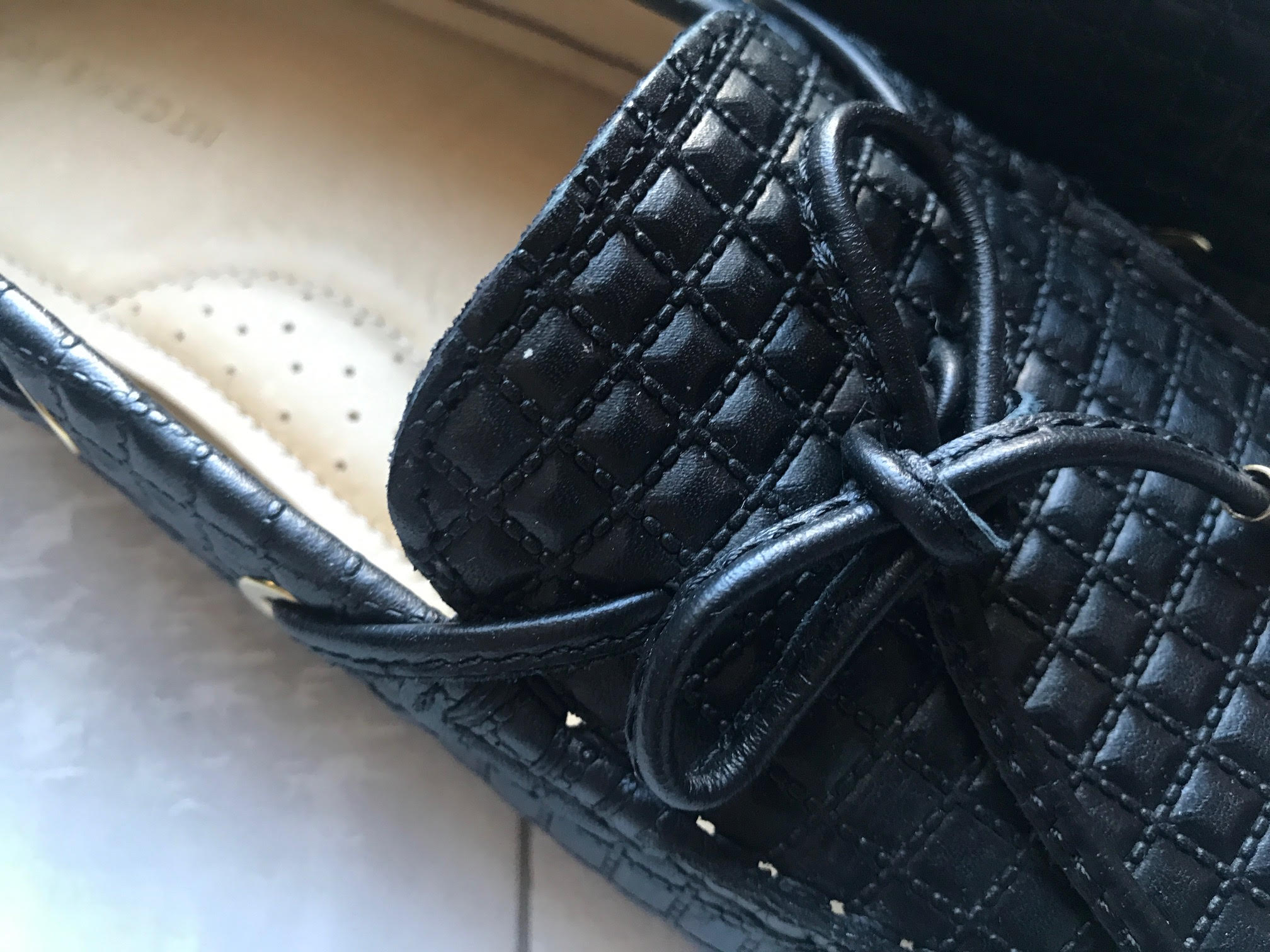 Black Loafers From Footway