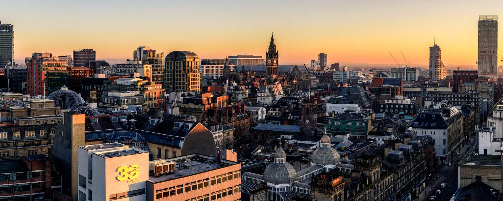 LD // Five Tips for Students Moving to Manchester