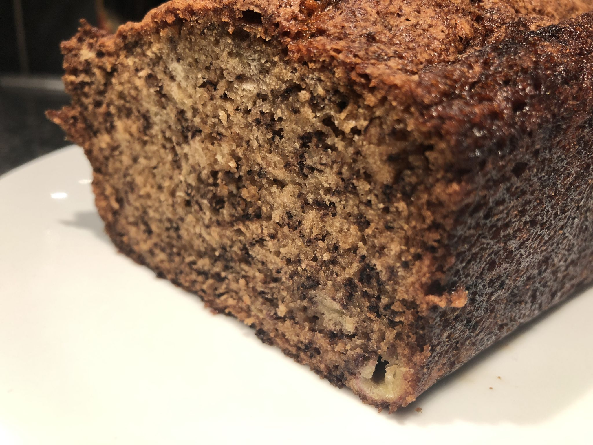 The Most Perfect Banana Bread