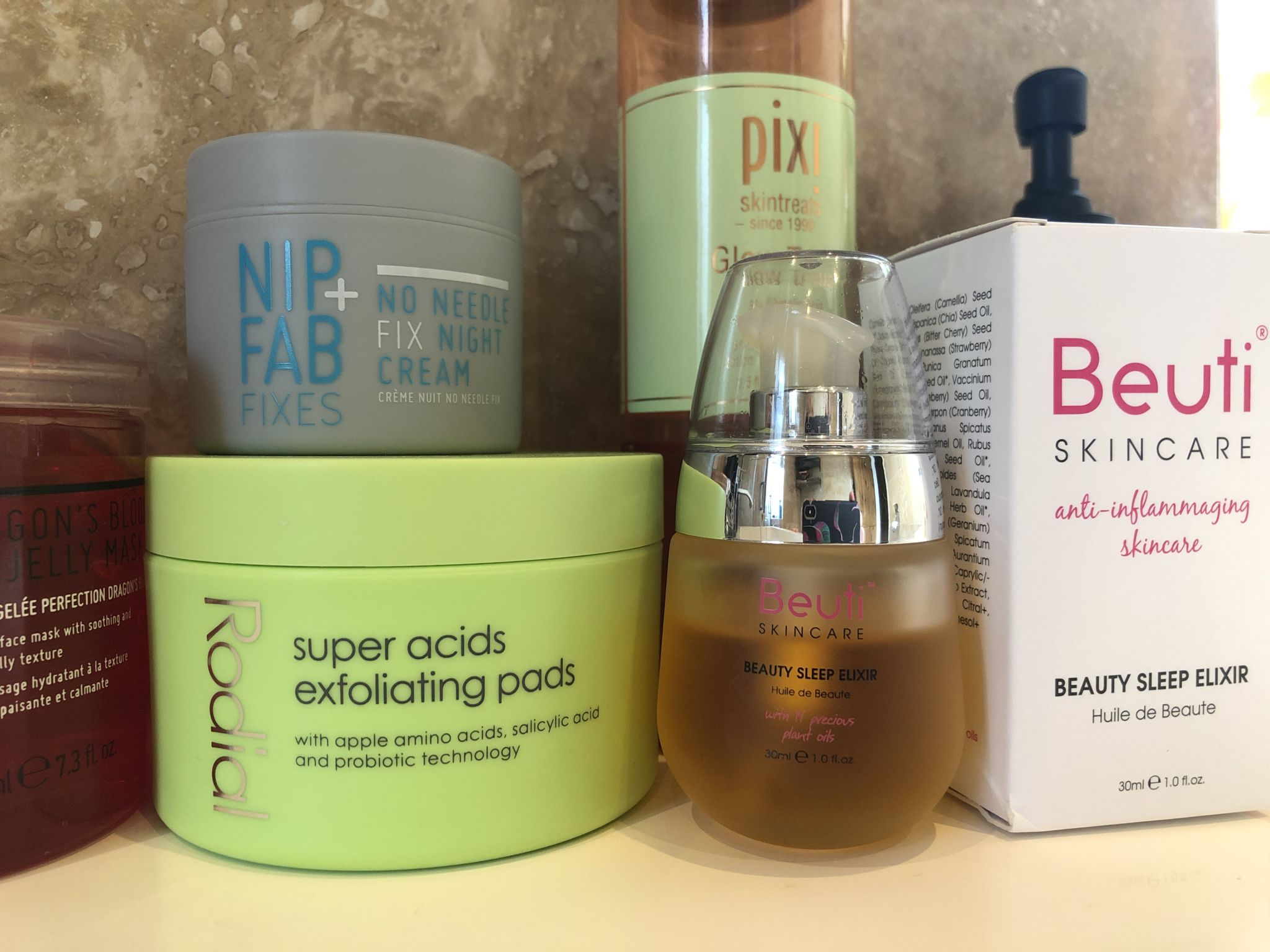 Beuti Skincare | Beauty Sleep Elixir Review