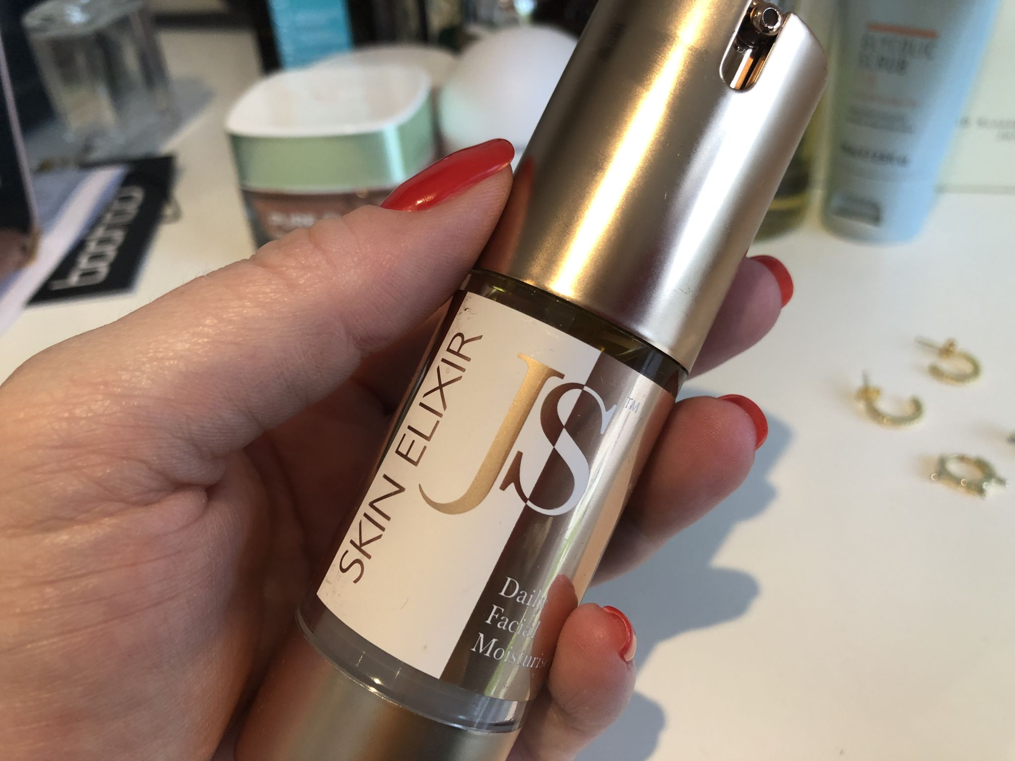 Jane Scrivner Skin Elixir Review