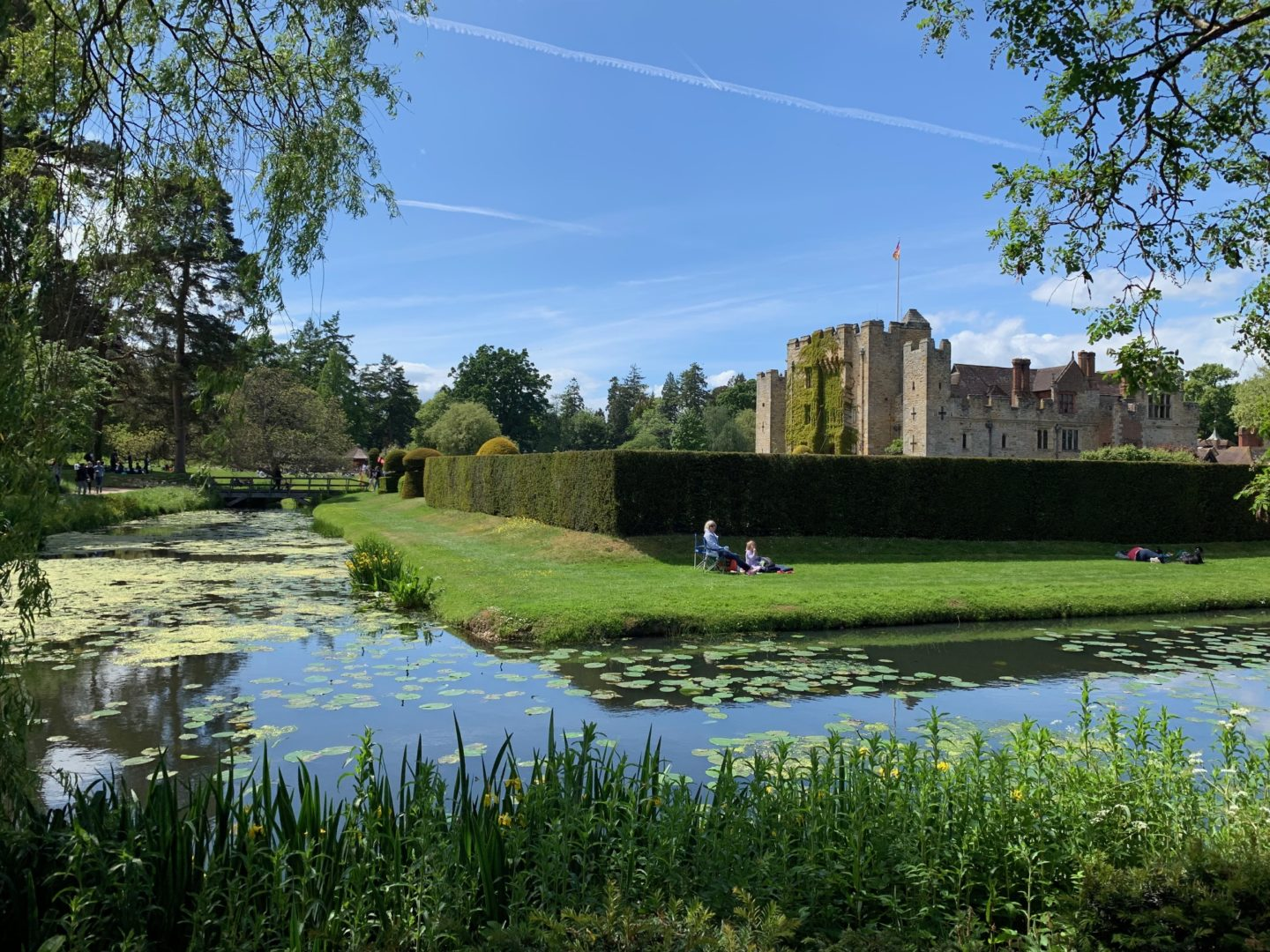 Half Term Activities // Hever Castle