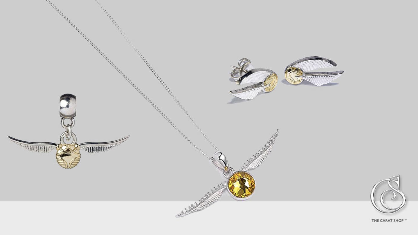 The Carat Shop Golden Snitch