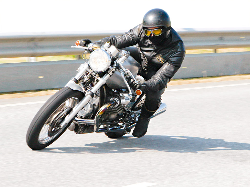 Safety considerations for new motorcycle riders
